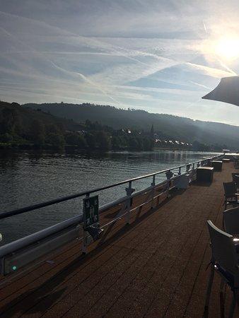 Mulheim an der Mosel, Γερμανία: Hotel Weisser Baer