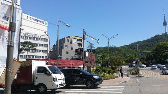 WON`s Ville Myeong-dong : 원즈빌 명동