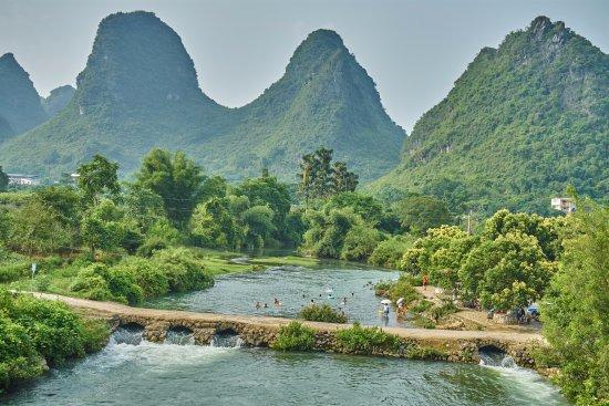 Yangshuo Mountain Retreat-billede