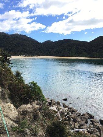 Marahau, Nuova Zelanda: photo1.jpg