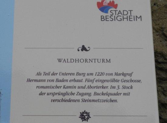 Besigheim, Germany: Besser zu lesen