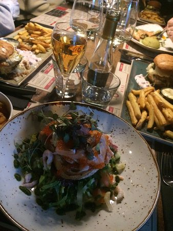 Joensuu, Finlandia: Delicious dinner