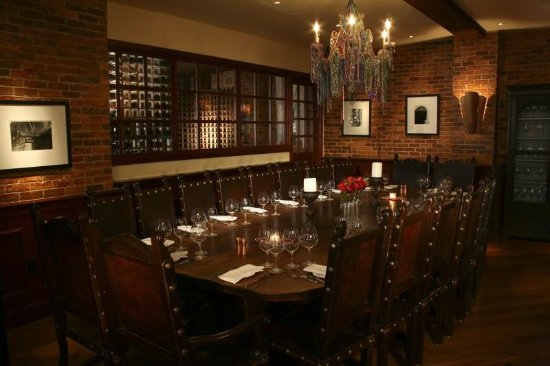 San Mateo, CA: Private dining in our Kings' Room
