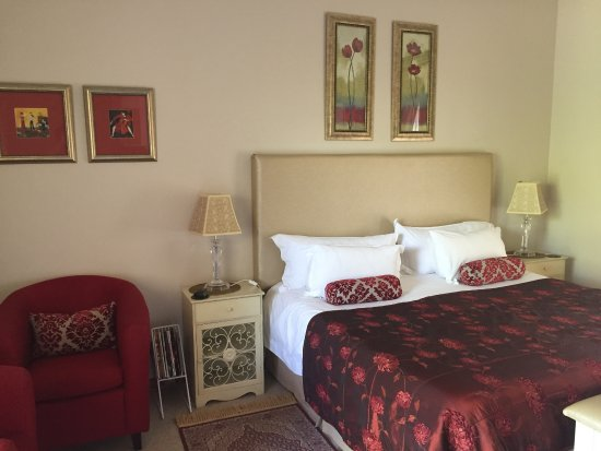 Augrabies Falls National Park, South Africa: Lovely decor