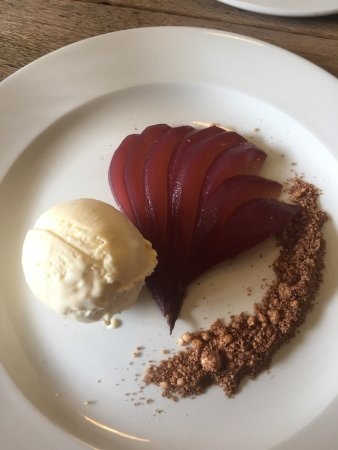 Berkhamsted, UK: Delicious lunch from the new menu in April