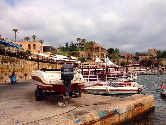 Byblos, Lübnan: Al Mina Byplos