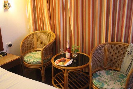 Best Western Phuket Ocean Resort: Комплимент молодоженам