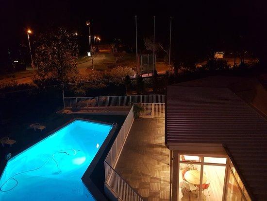 Ibis Arles: Pool leider im Mai noch nicht zugänglich