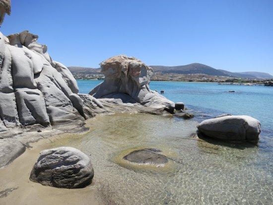 Αποτέλεσμα εικόνας για Κολυμπήθρες, Πάρος