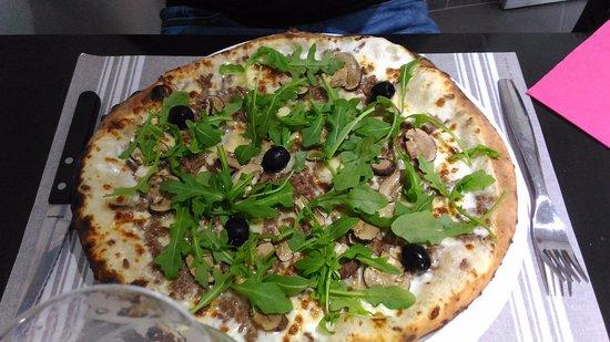 La Pizza Du Terroir Oulchy Le Ch 226 Teau Restaurant Avis