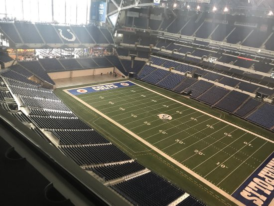 Lucas Oil Stadium: photo1.jpg
