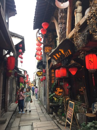Jiaxing, Çin: บรรยากาศดีมากครับ