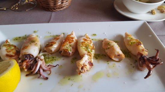 Alcobendas, Spain: chipirones