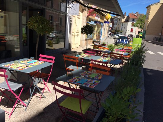 Ma Table en Ville Photo