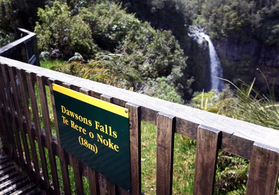 Stratford, New Zealand: The magnificent Dawson Falls are not to be missed!
