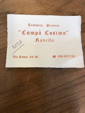 Cumpa' Cosimo: photo0.jpg