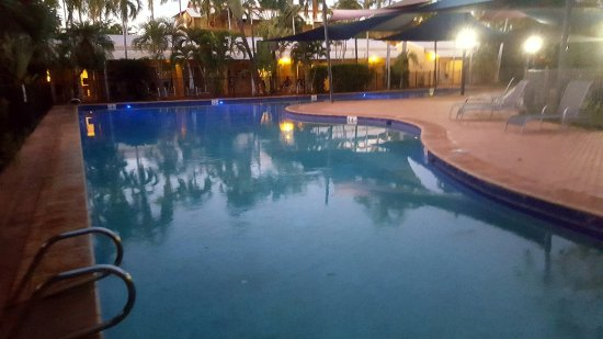 Mercure Broome: Main pool