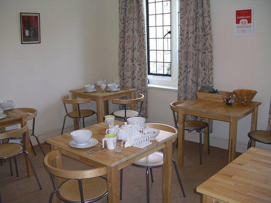 Mirfield, UK: Breakfast Room
