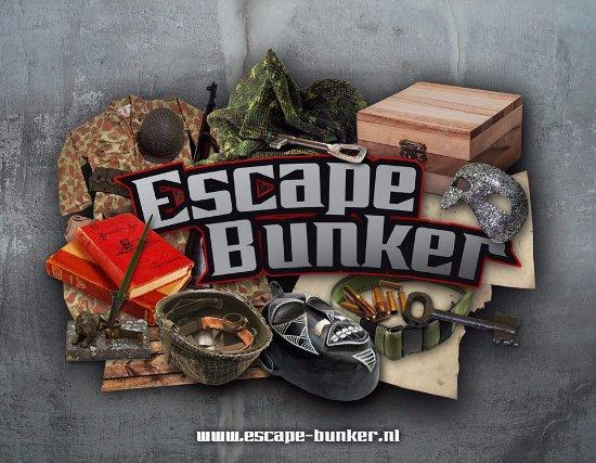 logo Escape Bunker Valkenswaard