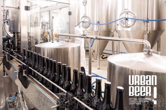 Zamudio, Espanha: Urban Beer Cerveza Artesana en Bilbao
