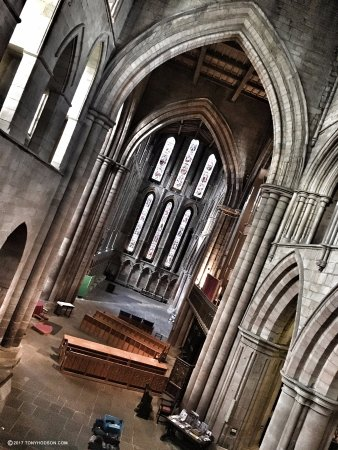 Hexham, UK: Spectacular architecture.