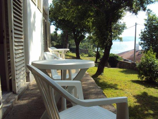 Balcony - Picture of Morska Grota, Povile - Tripadvisor