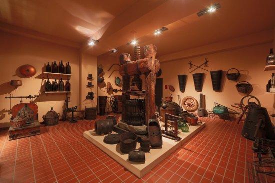 Gambellara, Italie : Museo