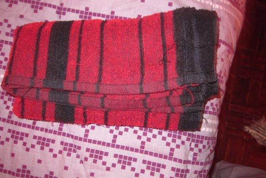 Bondowoso, إندونيسيا: Towels provided are not exactly good