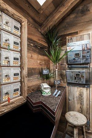 La Clusaz, France: Letter Box