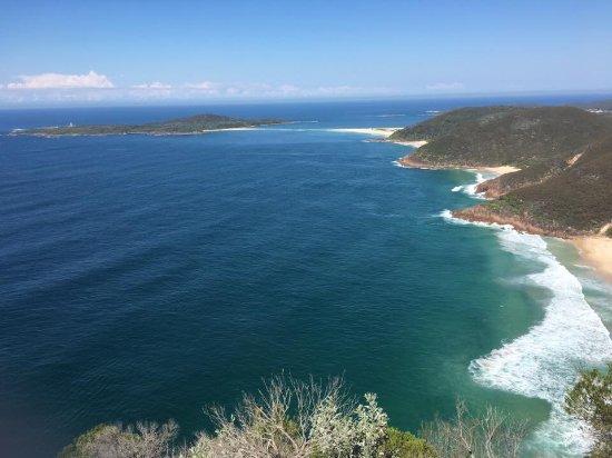 Shoal Bay, Australia: Fingal Spit