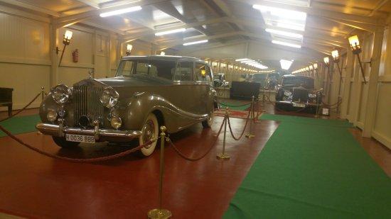 Provincia de Vizcaya, España: Rolls Royce Phantom, joyas del mundo del automóvil.