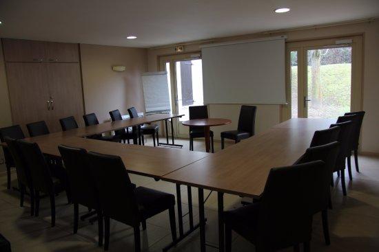 Verrieres-le-Buisson, France: Salle de réunion