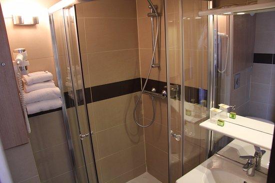 Verrieres-le-Buisson, France: Salle de bain