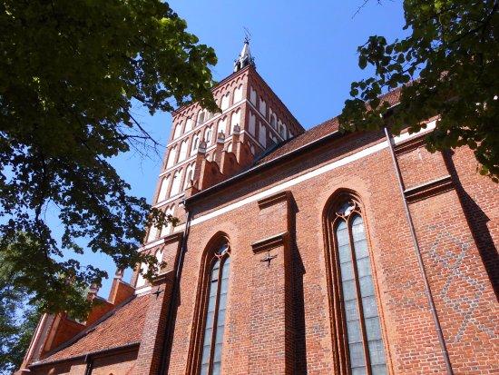 Olsztyn, โปแลนด์: Katedrala
