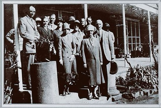 Mooi River, Zuid-Afrika: Blast from the Past, Royal visit 1922, Summerhill Stud