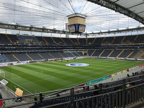Commerzbank Arena Block