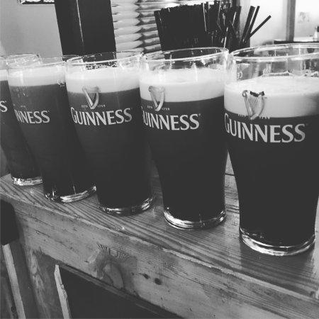 Waterville, Irlanda: Guinness Time