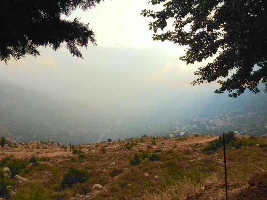 View from Ehden