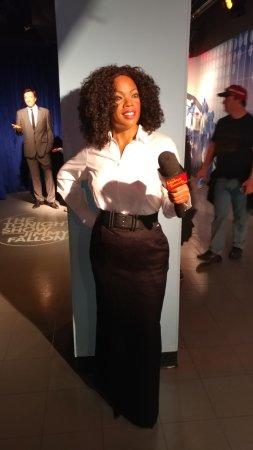 Madame Tussauds DC: Oprah
