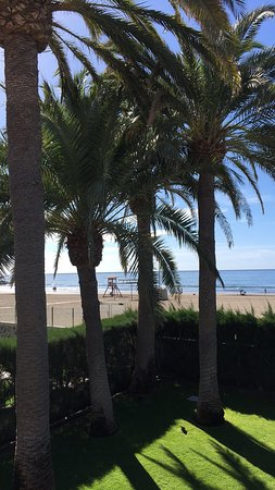 San Agustin, Spanien: The views