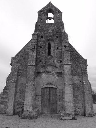 Grandcamp-Maisy, Γαλλία: Le facade