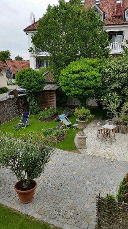 Das Mühlbach - Thermal Spa & Romantik Hotel: Vom Ruheraum aus