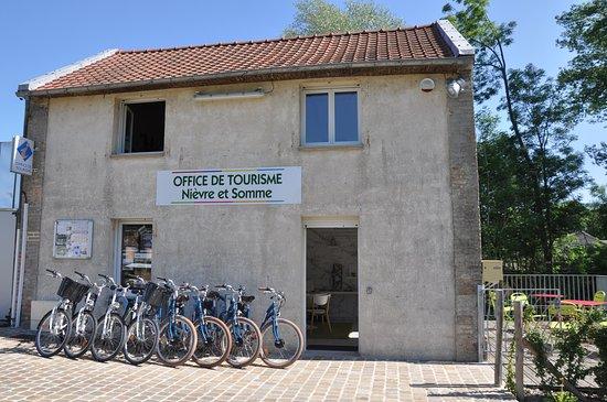 Office de Tourisme Nievre Somme