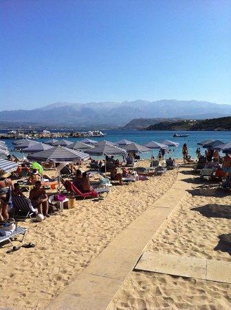Marathi Beach, Crete