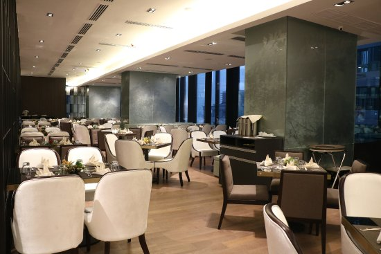 IM Hotel Bloom Is An All Day Dining Space With A Mouthwatering