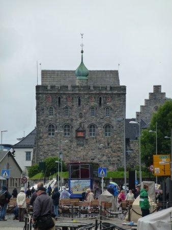 Rosenkrantz Tower - Bymuseet i Bergen : Грозный Розенкранц