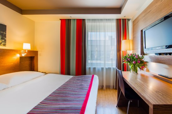 Park Inn by Radisson Kaunas: Single guest room