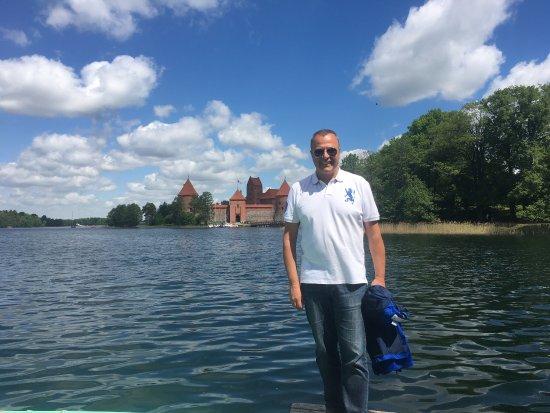 Trakai, Lithuania: ManZarası en güzel Kale