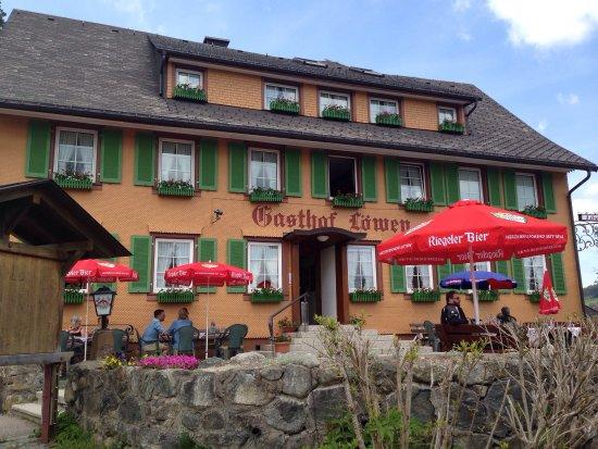 Breitnau, ألمانيا: Belle decouverte : personnes tres sympa et des grosses portions délicieuses