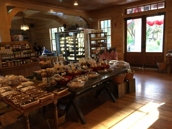 Pittsford Farms Dairy - baked goods for sale